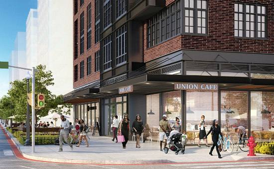More Units, More Retail and a More Industrial Aesthetic for Union Market Project: Figure 4
