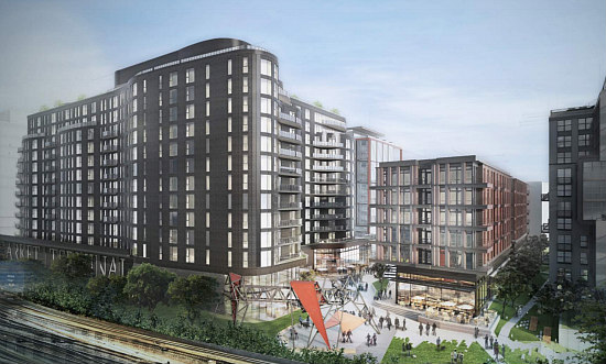 More Design Details Emerge for 800-Unit Union Market Development: Figure 1