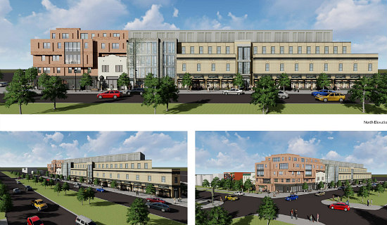 30-Unit Residential Project With Retail Planned For Frager's Site on Capitol Hill: Figure 1