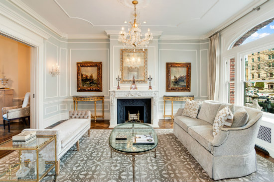Former Libyan Embassy Turned Mansion on Massachusetts Avenue Hits the Market: Figure 1