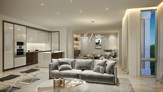 Elysium Logan - 32 Luxury Logan Circle Homes Launch Sales on April 20th: Figure 2