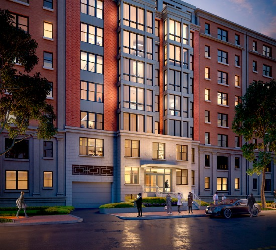 Elysium Logan - 32 Luxury Logan Circle Homes Launch Sales on April 20th: Figure 1