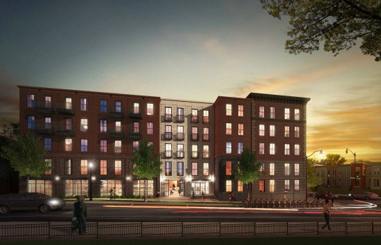 Kettler's Distinctive Design Will Deliver This Spring in Adams Morgan: Figure 1