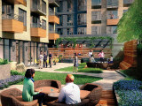Renderings Reveal Market-Rate Component of New 15th and U Apartments