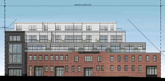 Mixed-Use Development Planned For Shaw Bakery Warehouse Receives Historic Nod: Figure 1