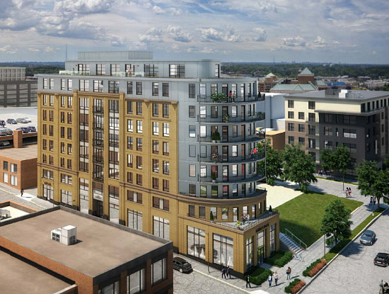 The 4,500 Residential Units Planned for NoMa: Figure 11
