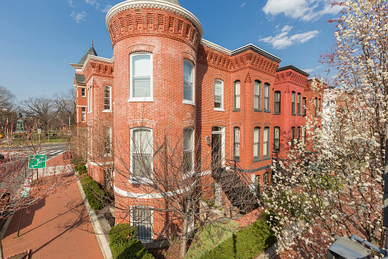 Just Shy of $600,000: DC Home Prices Hit Record High: Figure 1
