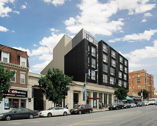 80-Unit Mixed-Use Development Planned For Payless Shoe Site in Adams Morgan: Figure 1