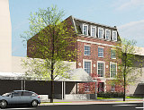 Nothing Above 500 Square Feet: 28-Unit Studio Apartment Project Planned For Woodley Park