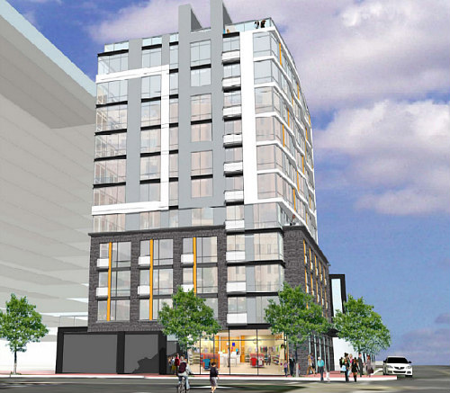 The 1,700 Units on Tap For Downtown Bethesda: Figure 7