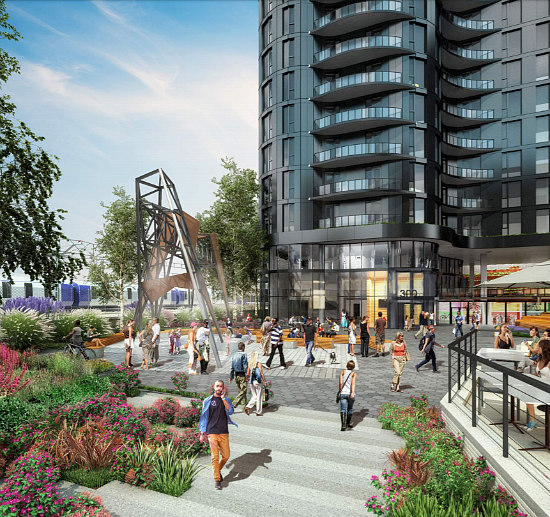 The 4,500 Residential Units Headed to Union Market: Figure 10