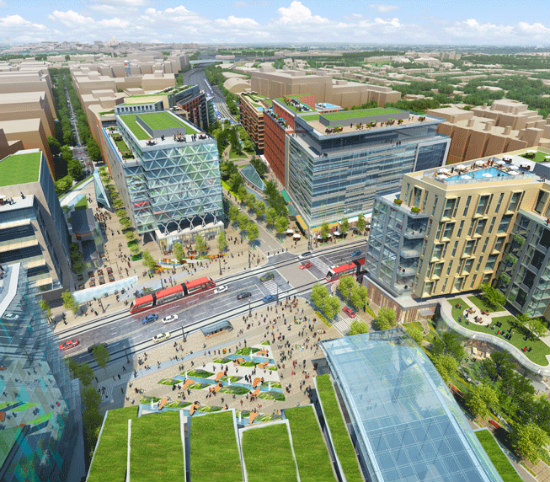 The 4,500 Residential Units Planned for NoMa: Figure 1