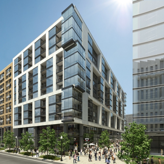The 4,500 Residential Units Planned for NoMa: Figure 10