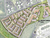 483 Residences Planned at West Hyattsville Metro Receive Preliminary Approval