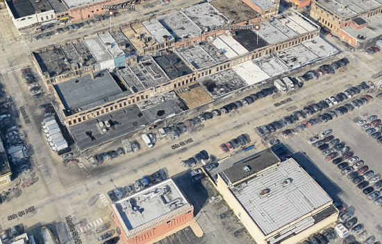 Edens Seeks Approval to Consolidate Union Market Lots: Figure 1