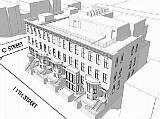 Ten-Unit Residential Project with Retail Planned in Shaw's Historic District