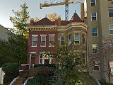 Two Free Rowhouses (With a Catch) in DC's West End