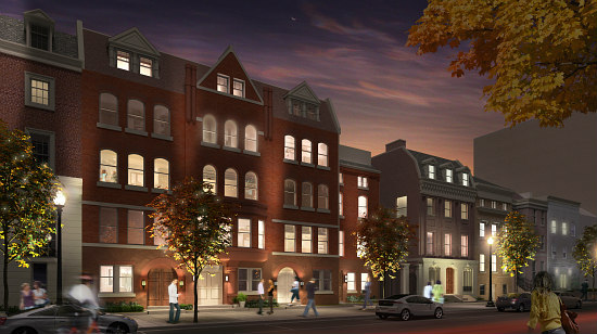 Dupont Circle's Newest Condominium Homes Invite You to Live Your Masterpiece: Figure 1