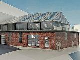 Adams Morgan Alley Garage to be Converted into Office Space