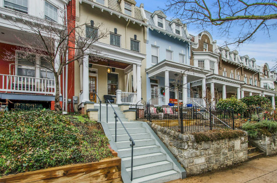 The Six DC Neighborhoods Where Homes Are Selling Fastest in 2017: Figure 1