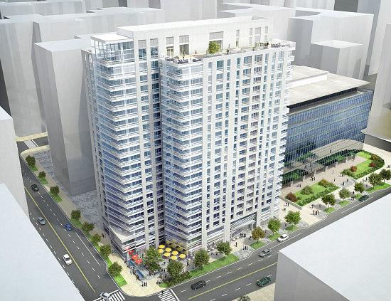 Jefferson Apartment Group Acquires Carpool Site, Plans 330-Unit Apartment Project: Figure 1