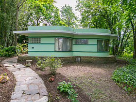 This Week's Find: An Art Deco Lake House in Baltimore