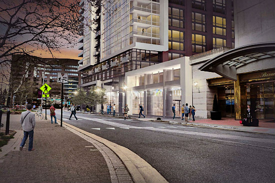 302 Apartments Planned for Central Crystal City Site: Figure 2