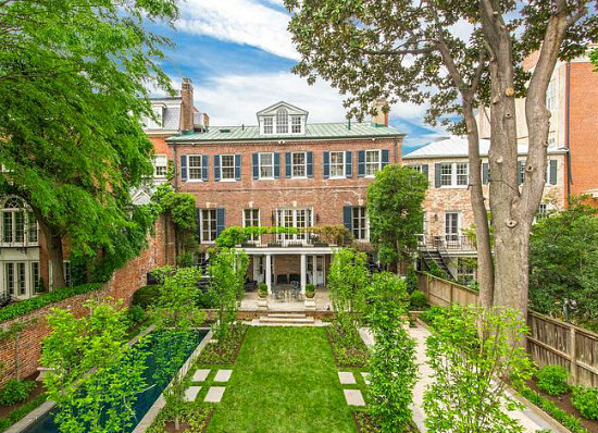 $14 Million Georgetown Mansion Becomes DC's Second Priciest Home For Sale: Figure 3
