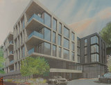 21 Spacious Units at Key Bridge: The New Plans for the Georgetown Exxon Site