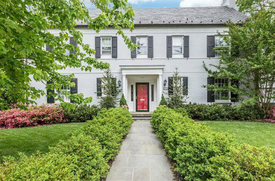 Tucker Carlson Lists DC Home For $2.2 Million: Figure 1
