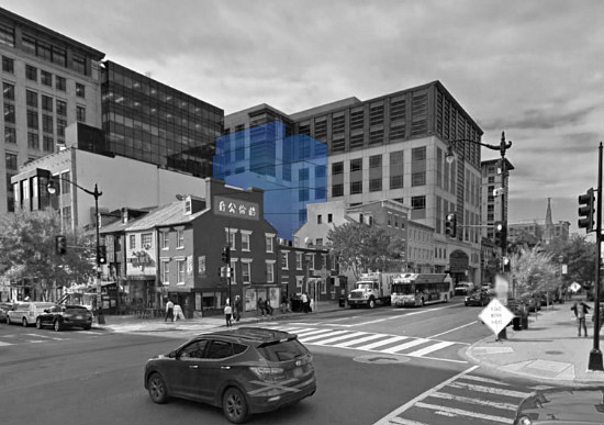 The 1,300 Units Planned for Mount Vernon Triangle and Chinatown: Figure 3