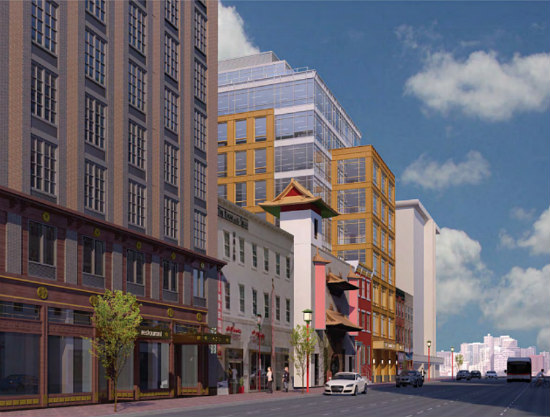 The 1,300 Units Planned for Mount Vernon Triangle and Chinatown: Figure 2