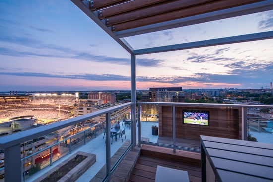Now Leasing: Luxury Apartments with a View of Nationals Park: Figure 1