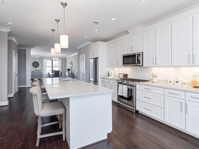 Act Today to Own A Modern Elevator Townhome in Lansdowne Town Center