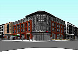 329 Apartments and a New Grocery Store: An Updated Design For Capitol Hill's Safeway Redevelopment