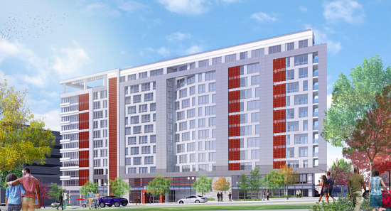 From Luxury Hotels to Affordable Housing: The Development on Tap for Mount Vernon Triangle/Chinatown: Figure 5