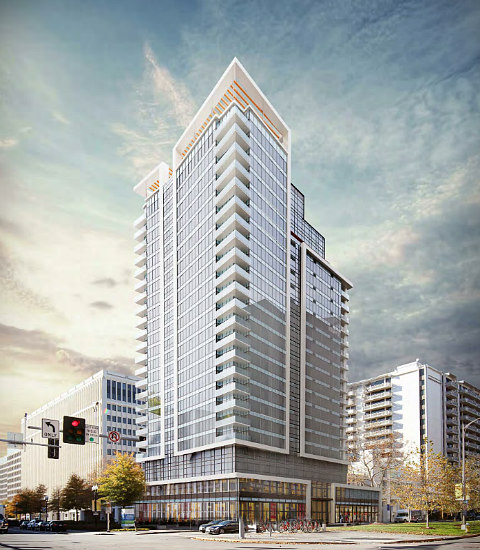 Apartment Vs Condo: 302 Apartments Planned For Central Crystal City Site