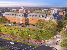 The Vision for the Fannie Mae Urban Village