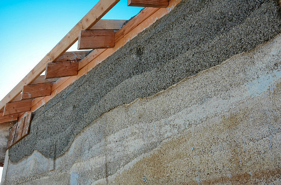 Hempcrete, Building Material of the Future?: Figure 2