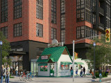 How a Little Tavern Lives On in a Big Union Market Development