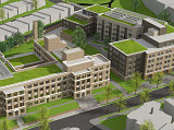 Affordable Senior Housing, Townhouses and Condos: The 7 Proposals for DC's Hebrew Home