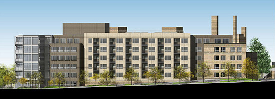 Affordable Senior Housing, Townhouses and Condos: The 7 Proposals for DC's Hebrew Home: Figure 13
