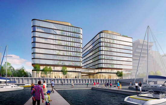 Zoning Commission and OP Weigh in on the Second Phase of The Wharf: Figure 2