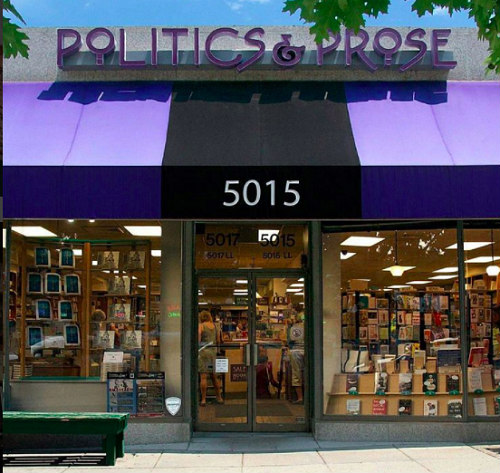 Politics & Prose to Open Bookstore at The Wharf: Figure 1