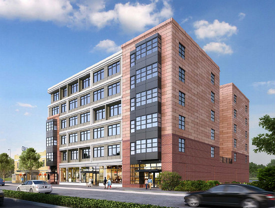 86 Affordable Apartments Planned Adjacent to DC's Strand Theater: Figure 2