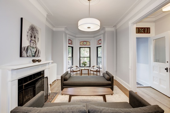 Masterfully Renovated & Restored Victorian Listed in Logan Circle: Figure 1