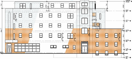 Family Matters: 25 Units Above Retail Proposed for Historic Anacostia: Figure 2