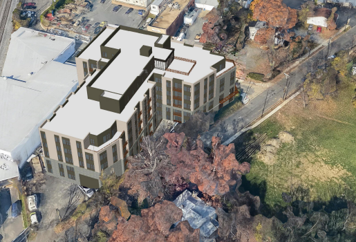 Jair Lynch Plans 114 Apartments for Historic Takoma: Figure 2