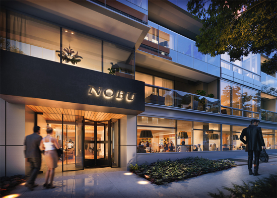 Sun-Filled Condominiums and Nobu Come to the West End: Figure 4