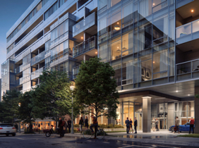 Sun-Filled Condominiums and Nobu Come to the West End